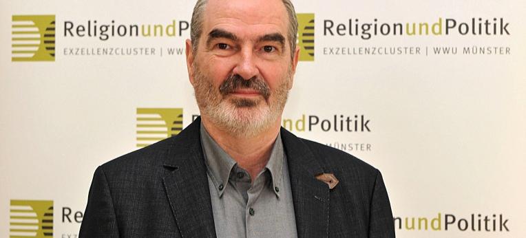 Religionswissenschaftler Prof. Dr. Perry Schmidt-Leukel