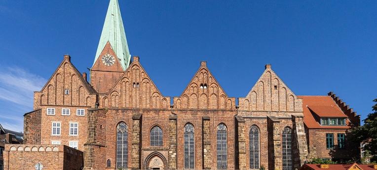 Die St.-Martini-Kirche in Bremen