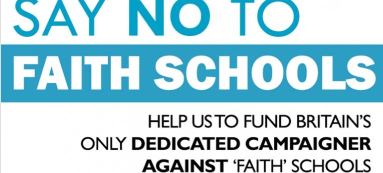 Say No to Faith Schools