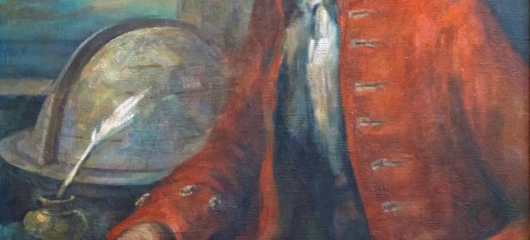 Georg Wilhelm Steller (1709 - 1746)