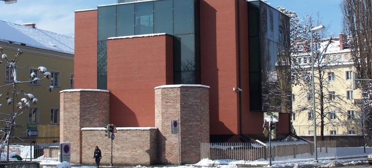 Synagoge in Graz