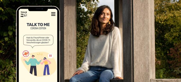 Victoria Schrank und wie das Spiel auf dem Handy aussehen soll