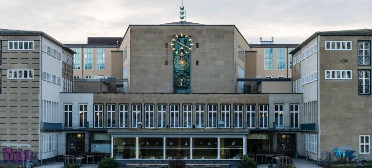 Uni Köln Hauptgebäude