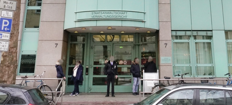 Berliner Verwaltungsgericht