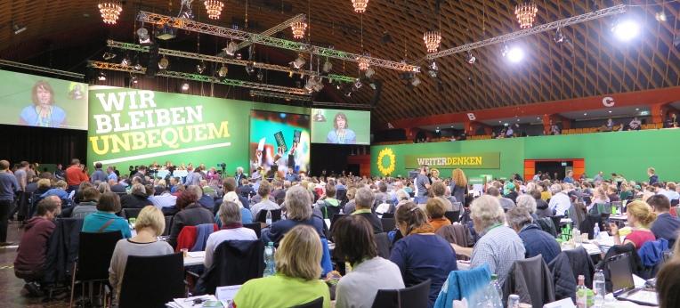 BDK von B90/Die Grünen