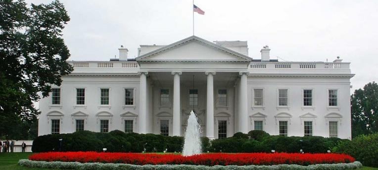 Das Weiße Haus, Washington, USA