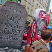 Moses in Leipzig
