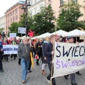 Marsch am Hauptmarkt