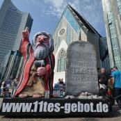 """Das """"11te Gebot"""" in Leipzig"""