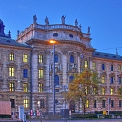 Münchner Justizpalast