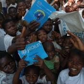 UNICEF Schulprogramm in Kongo