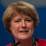 Monika Grütters auf dem 29. Parteitag der CDU Deutschlands am 6. Dezember 2016 in Essen