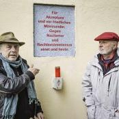 Joss Bachhofer und Wolfram P. Kastner