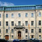 Bundesministerium für Justiz und Verbraucherschutz in der Wilhelmstraße, Berlin