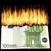 Geld brennt