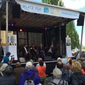 Diskussion zum Thema Sterbehilfe auf dem Corso Leopold 2015