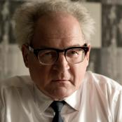 Filmfoto: Burkhard Klaussner als Fritz Bauer