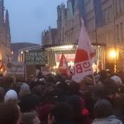 Anti-AfD-Demo Münster