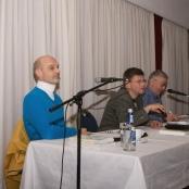 Andreas Edmüller, Helmut Fink, Gerhard Engel (v.l.n.r.)