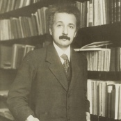 Albert Einstein, 1916