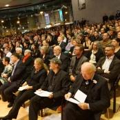 Festakt der GBS in der Neuen Nationalbibliothek Frankfurt