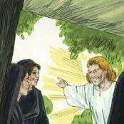 Der Auferstandene am Grab
