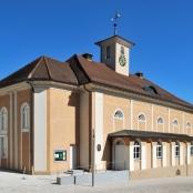 Grosser Betsaal der Evangelischen Brüdergemeinde Korntal