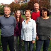 Der Vorstand des IBKA