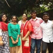 Diese Jugendgruppe aus Indien war 2017 im Havelland zu Gast