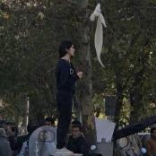 Das Symbol des Protests