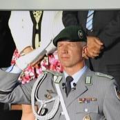 Kommandeur des Wachbatallions