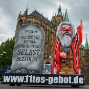 """Moses"" in Erfurt"