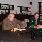 Frieder Otto Wolf, Ralf Schöppner (Martin Beck im Hintergrund)
