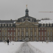 Fürstbischöfliches Schloss in Münster
