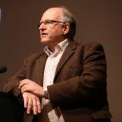 Peter Schaar beim 30. Chaos Communication Congress in Hamburg, 2013