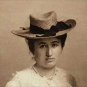 Rosa Luxemburg um 1895–1900
