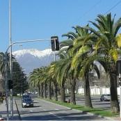 Chilenischer Winteranfang