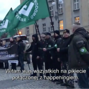 Screenshot vom TVN-Video