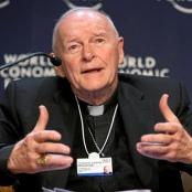 Theodore McCarrick, ehemaliger Kardinal und Erzbischof von Washington