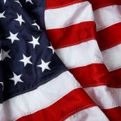 Fahne der USA