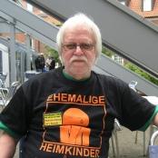 Kriegt noch heute eine Gänsehaut, wenn er eine Nonne sieht - Dirk Friedrich, Erster Vorsitzender des VEH
