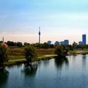 Skyline von Wien