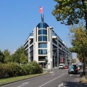 Willy-Brandt-Haus, Parteizentrale der SPD in Berlin