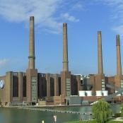 Volkswagen-Werk in Wolfsburg
