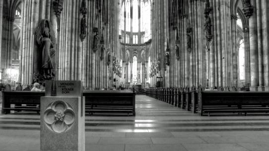 Kölner Dom, innen