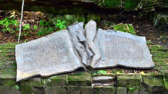 Gedenktafel für das Attentat vom 20. Juli 1944