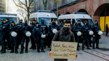Amed Sherwan in Hamburg