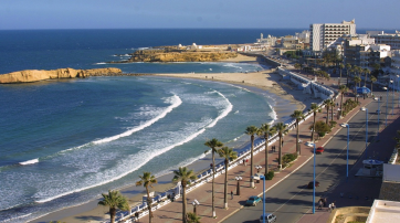 Strand in Al Qurayyah