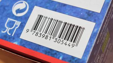 Esoterik auf dem Barcode