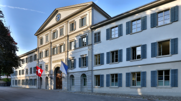 Bezirksgericht Zürich, Haupteingang